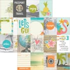 Simple Stories: 3x4 Journaling Cards - You Are Here!