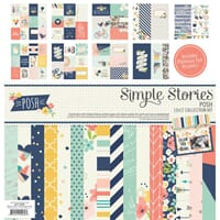 Simple Stories: Posh Collection Kit, 12x12