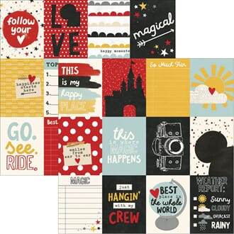 Simple Stories: 3x4 Journaling Cards - Say Cheese III