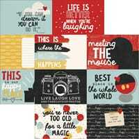 Simple Stories: 4x6 Journaling Cards - Say Cheese III