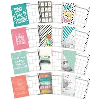 Simple Stories: Monthly Planner Essentials