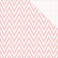 Teresa Collins: Ombre Chevron - Project Pink