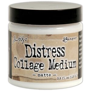 Tim Holtz: Matte - Distress Collage Medium