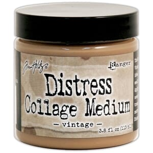 Tim Holtz: Vintage - Distress Collage Medium