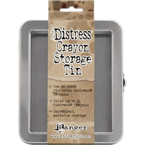 Tim Holtz: Distress Crayon Tin - Empty