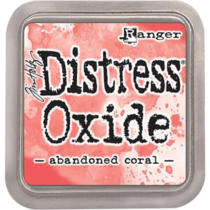 Tim Holtz: Abandoned Coral - Distress Oxides Ink Pad