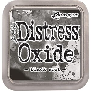 Tim Holtz: Black Soot - Distress Oxides Ink Pad