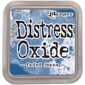 Tim Holtz: Faded Jeans -Distress Oxides Ink Pad