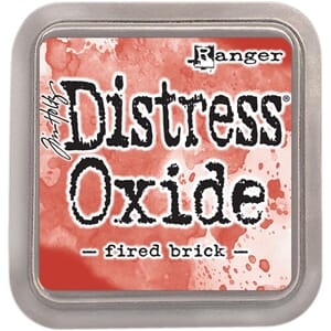 Tim Holtz: Fired Brick -Distress Oxides Ink Pad