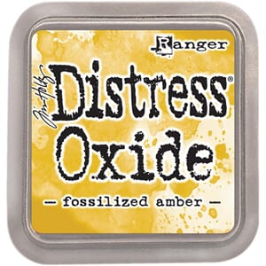 Tim Holtz: Fossilized Amber -Distress Oxides Ink Pad