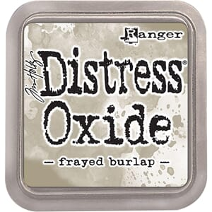Tim Holtz: Frayed Burlap - Distress Oxides Ink Pad