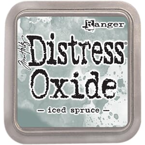 Tim Holtz: Iced Spruce -Distress Oxides Ink Pad