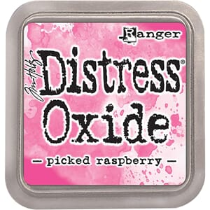 Tim Holtz: Picked Raspberry - Distress Oxides Ink Pad