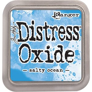 Tim Holtz: Salty Ocean - Distress Oxides Ink Pad
