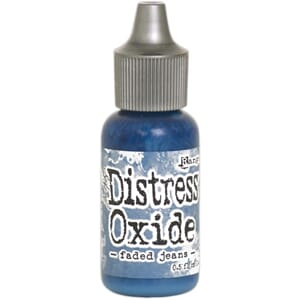 Tim Holtz: Faded Jeans -Distress Oxides Reinker