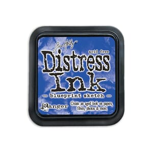 Tim Holtz: Blueprint Sketch - Distress Ink Pad