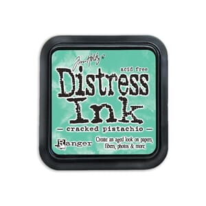 Tim Holtz: Cracked Pistachio - Distress Ink Pad