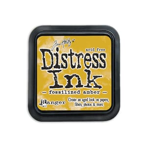 Tim Holtz: Fossilized Amber  - Distress Ink Pad