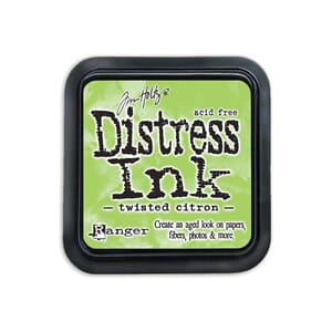 Tim Holtz: Twisted Citron - Distress Ink Pad