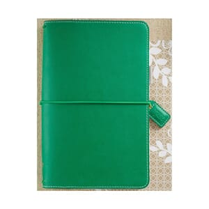 Websters Pages: Summer Green - Color Crush Travelers Planner