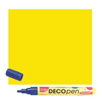 HOBBY LINE Decopen Yellow 2-4 mm