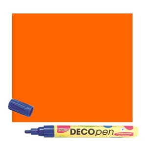 HOBBY LINE Decopen Orange 2-4 mm