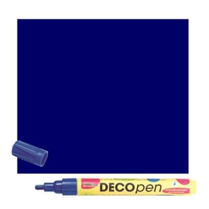 HOBBY LINE Decopen blue 2-4 mm