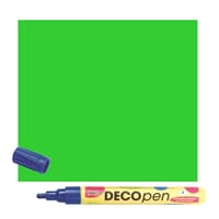 HOBBY LINE Decopen light green 2-4 mm