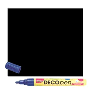 HOBBY LINE Decopen black 2-4 mm