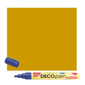 HOBBY LINE Decopen gold 2-4 mm