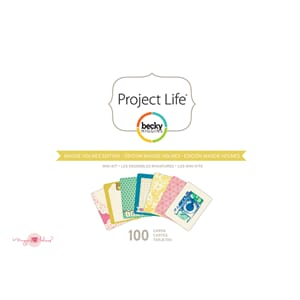 Project Life: Mini Kit - MH Styleboard