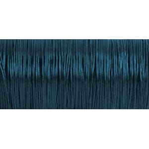Kobbertråd 0,30mm - Dark Blue 50 meter
