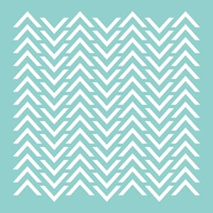 Kaisercraft: Chevron - Template