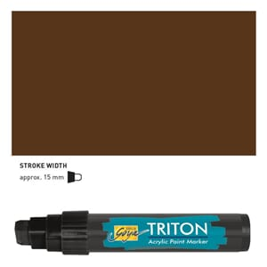 Triton Acrylic Paint Marker 15.0 - Havanna Brown