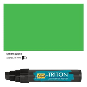 Triton Acrylic Paint Marker 15.0 - Yellowish Green