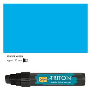 Triton Acrylic Paint Marker 15.0 - Light Blue
