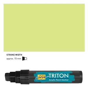Triton Acrylic Paint Marker 15.0 - Pale Green