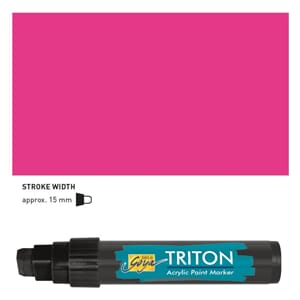Triton Acrylic Paint Marker 15.0 - Viloet Red