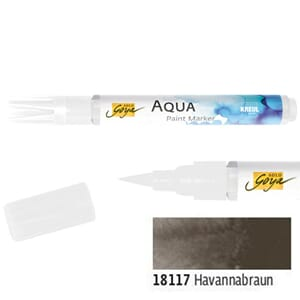 SOLO GOYA Aqua Paint Marker - Havanna Brown