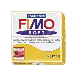 Fimo Soft: Sunflower 16, 56g