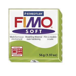Fimo Soft: Apple Green 50, 56g