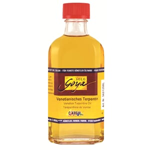 SOLO GOYA Venetian Turpentine oil, 125 ml