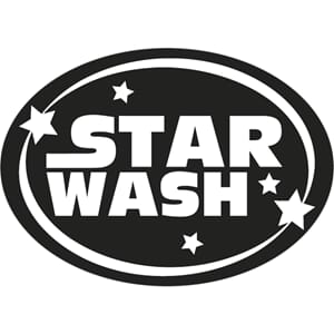 Labels - Label Star Wash, 1/Pkg