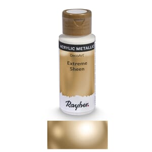 Extreme Sheen - Metallic cashmere gold, 59 ml