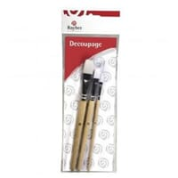 Rayher: Decoupage brushes