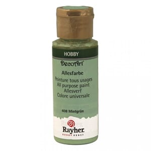 Hobbymaling - Mint green, 59 ml