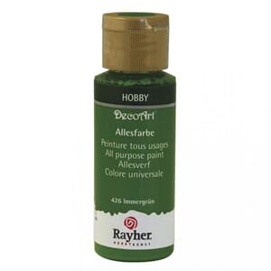 Hobbymaling - Evergreen, 59 ml