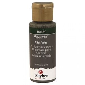 Hobbymaling - Mouse grey, bottle 59 ml