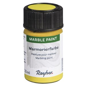Marble Paint - Lemon