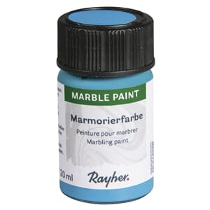 Marble Paint - Light blue